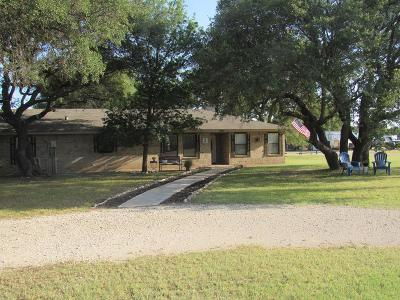Christoval Single Family Home For Sale: 5661 John Curry Rd