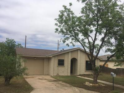 San Angelo Single Family Home For Sale: 1240 26th St