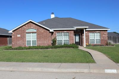 San Angelo Single Family Home For Sale: 6014 Carrizo St