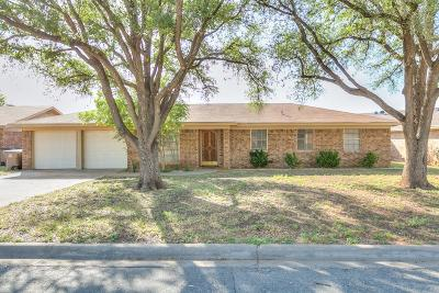 San Angelo Single Family Home For Sale: 3002 Forest Tr