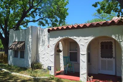 San Angelo Single Family Home For Sale: 1323 Evans St