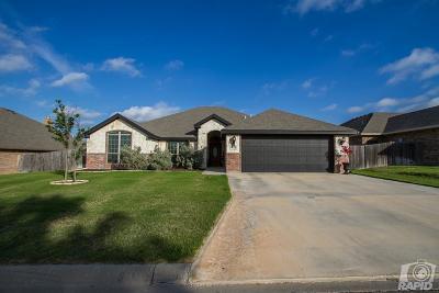 San Angelo Single Family Home For Sale: 6121 Hallye Court