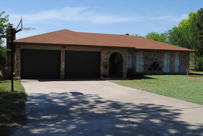 San Angelo Single Family Home For Sale: 111 Rio Vista St