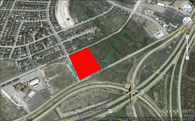 Residential Lots & Land For Sale: 2825 E Houston Harte Access Rd