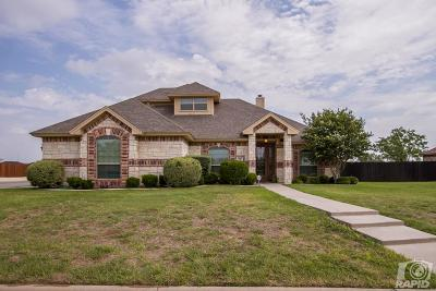 San Angelo Single Family Home For Sale: 1810 Pine Valley St