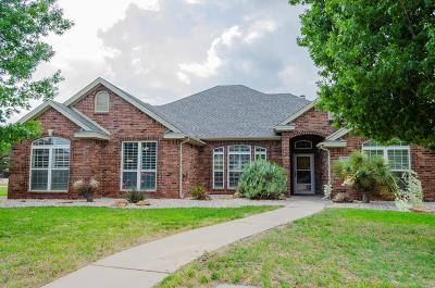 San Angelo Single Family Home For Sale: 1713 Weston Rd