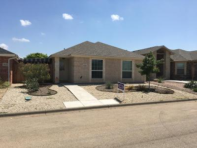 San Angelo Single Family Home For Sale: 4229 Harmony Lane