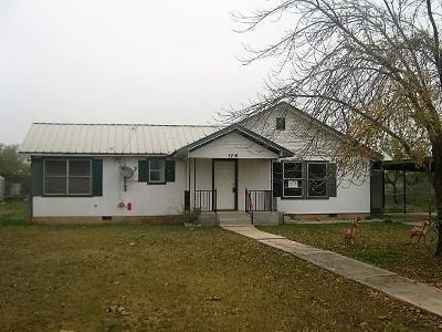 San Angelo Single Family Home For Sale: 3210 Lake Dr