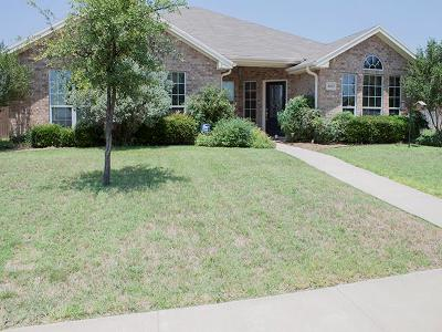 San Angelo Single Family Home For Sale: 6013 Brazos St