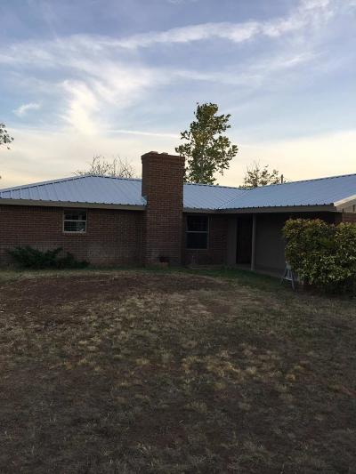 San Angelo Single Family Home For Sale: 7681 Raven Rd