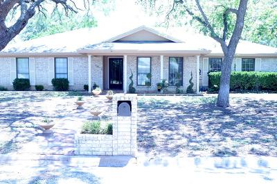 San Angelo Single Family Home For Sale: 3013 Southland Blvd