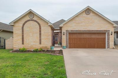 San Angelo Single Family Home For Sale: 1607 Kimrey Lane
