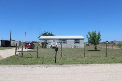 San Angelo Manufactured Home For Sale: 10618 Glass Court