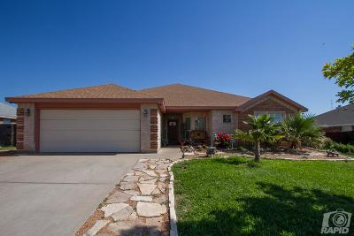 San Angelo TX Single Family Home For Sale: $279,000