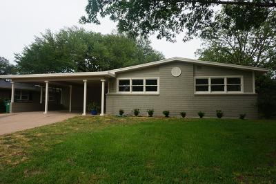 San Angelo TX Single Family Home For Sale: $194,900
