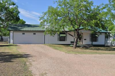 San Angelo Multi Family Home For Sale: 2102 Red Creek Rd