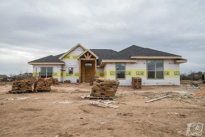 San Angelo Single Family Home For Sale: 3529 Buck Run St