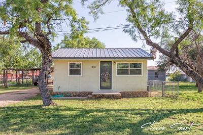 San Angelo Single Family Home For Sale: 1918 Shady Point Circle Dr