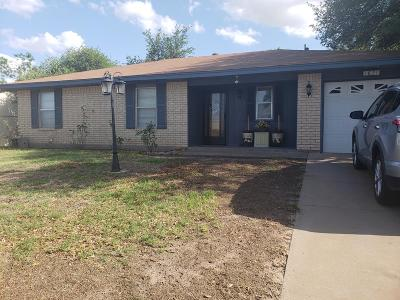 San Angelo Single Family Home For Sale: 1821 Louise Dr