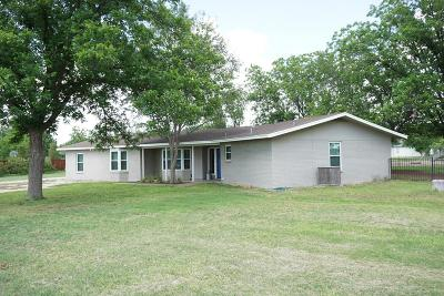 San Angelo Single Family Home For Sale: 2025 Country Club Est Circle