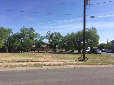 San Angelo Residential Lots & Land For Sale: 112 Ave L