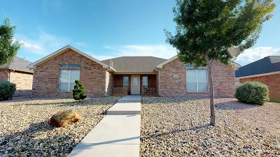 San Angelo Single Family Home For Sale: 3641 Grandview Dr