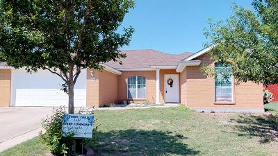 San Angelo Single Family Home For Sale: 1729 Louise Dr