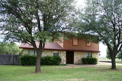 San Angelo Single Family Home For Sale: 136 Edinburgh Rd