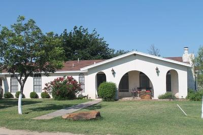 San Angelo Single Family Home For Sale: 11921 Lagoon Lane