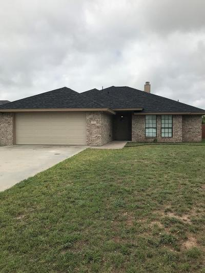 Single Family Home For Sale: 2921 McGill Blvd