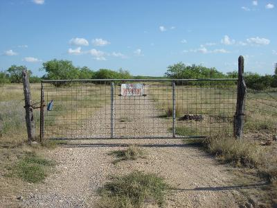 Ballinger Residential Lots & Land For Sale: County Road 122