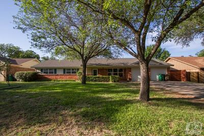 College Hills, College Hills South Single Family Home For Sale: 2917 Oak Forest Dr