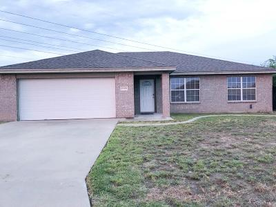 San Angelo Single Family Home For Sale: 2826 McGill Blvd