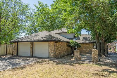 San Angelo Single Family Home For Sale: 3133 Red Bluff Rd