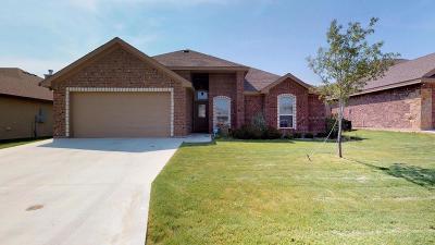 San Angelo Single Family Home For Sale: 5917 Tarin St