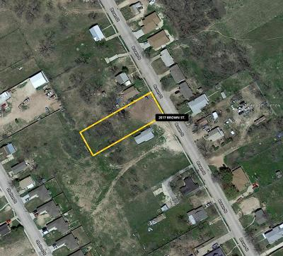 San Angelo Residential Lots & Land For Sale: 2017 Brown St