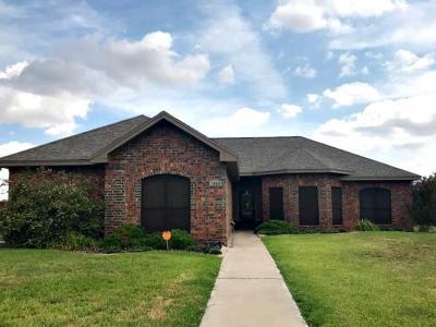 San Angelo Single Family Home For Sale: 1009 Hunters Glen Rd