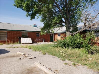 San Angelo Single Family Home For Sale: 4215 Armstrong St
