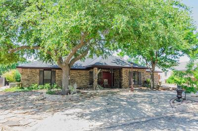 San Angelo Single Family Home For Sale: 3329 Clearview Dr