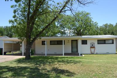 Single Family Home For Sale: 106 Iris St