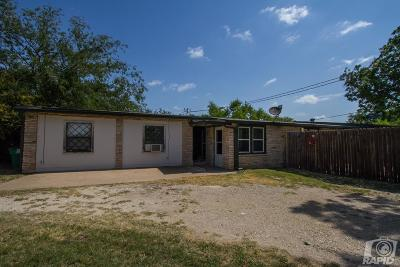 San Angelo Single Family Home For Sale: 4746 Fm 1223