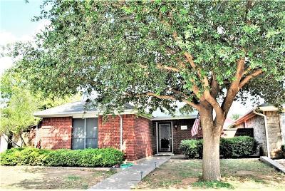 San Angelo Single Family Home For Sale: 5210 Oak Grove Blvd
