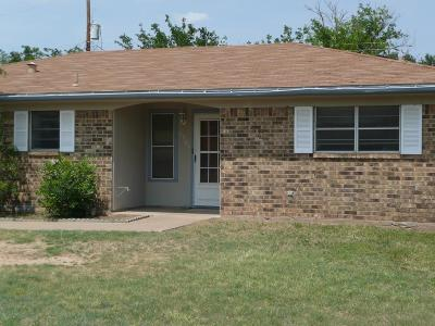 San Angelo Single Family Home For Sale: 1906 Meadowbrook Dr