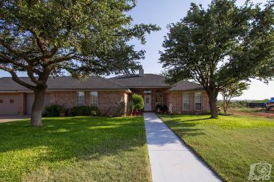 San Angelo TX Single Family Home For Sale: $305,000