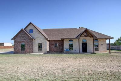 San Angelo Single Family Home For Sale: 3414 Buck Run St