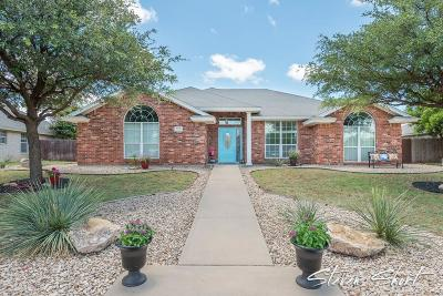 San Angelo TX Single Family Home For Sale: $237,500