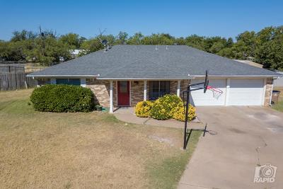 San Angelo TX Single Family Home For Sale: $169,000