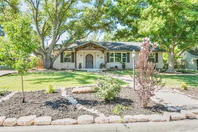 San Angelo Single Family Home For Sale: 815 W Ave D