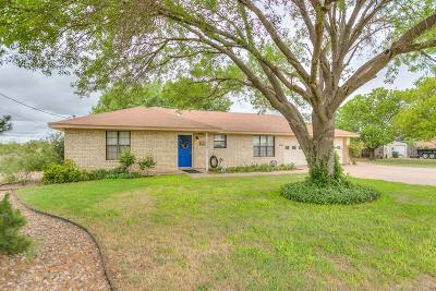 San Angelo Single Family Home For Sale: 5625 Oriole Dr