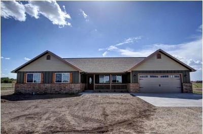 Single Family Home For Sale: 871 Fairview School Rd